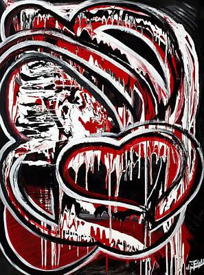 Mad Love Art Print