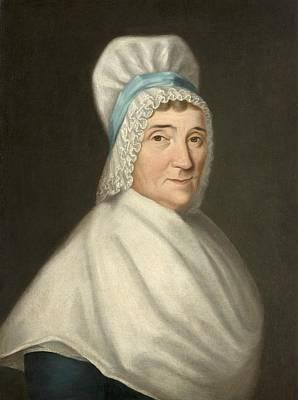 Shawl Painting - Madame Gabriel Cotte by Louis Cretien de Heer