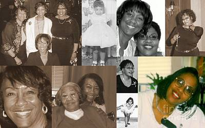 Photograph - Madge's Daughters by Angela L Walker