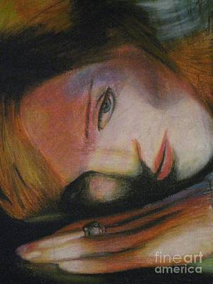 Madonna Art Print by Dwayne Goulbourne