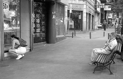 Photograph - Madrid by Steven Richman