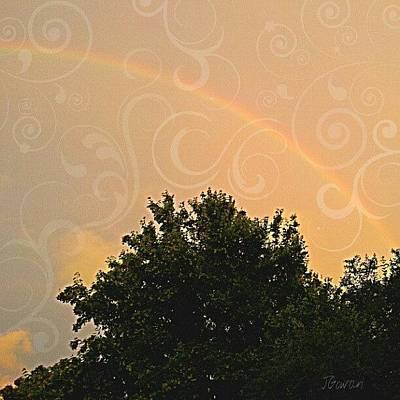 Colourful Wall Art - Photograph - Magic In The Air. #magic #air #sky by Jess Gowan
