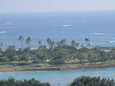 Magic Island Oahu Original