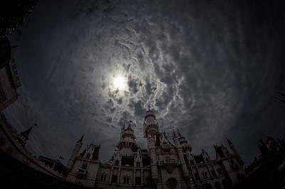 Photograph - Magic Kingdom by Ray Shiu