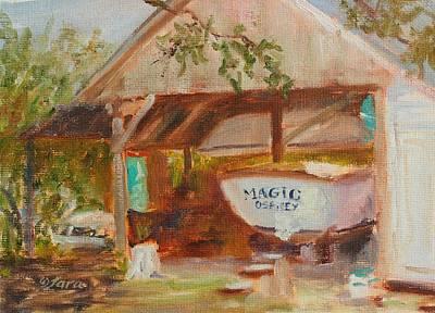 Painting - Magic by Tara Moorman