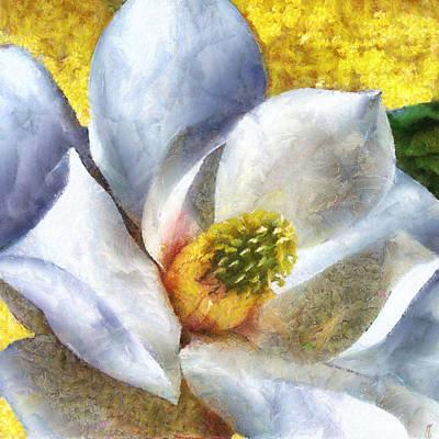 Painting - Magnolia I by Jai Johnson