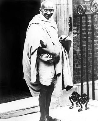 Mahatma Gandhi, 1931 Art Print