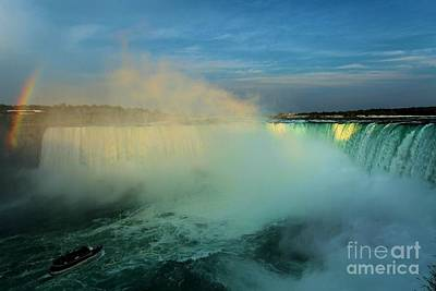 Photograph - Maid Of The Mist by Adam Jewell