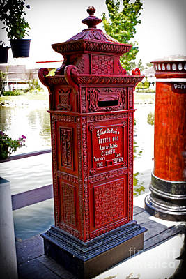 Photograph - Mailbox by Thanh Tran