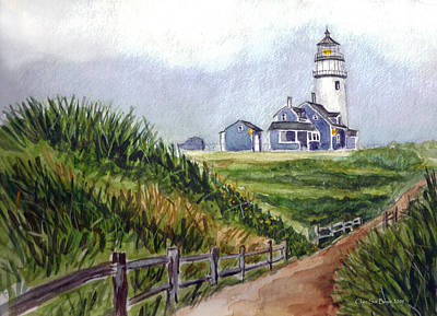 Painting - Maine Light by Clara Sue Beym