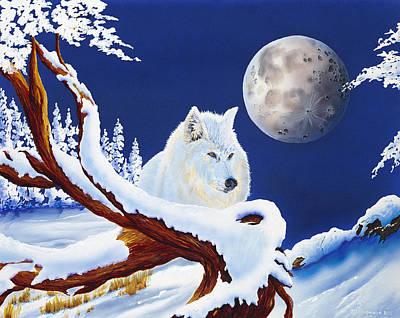 Painting - Majestic by Deborah Ellingwood