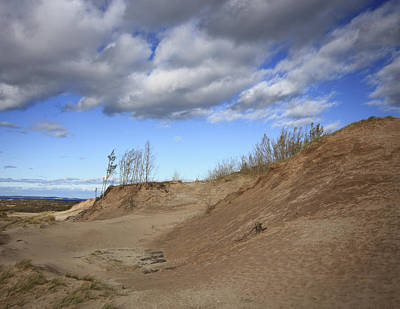 Art Print featuring the photograph Majestic Dunes by Patrice Zinck