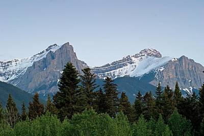 Photograph - Majestic Mountains by David Frankel