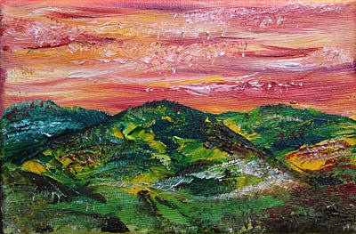 Painting - Majestic Prairies by James Bryron Love