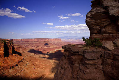Photograph - Majestic Views - Canyonlands by Ellen Heaverlo