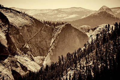 Photograph - Majestic Yosemite by Bonnie Bruno