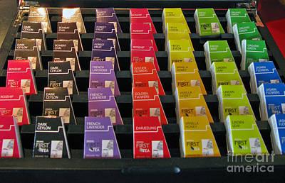 Photograph - Make Your Choice. All Colors All Tastes. by Ausra Huntington nee Paulauskaite