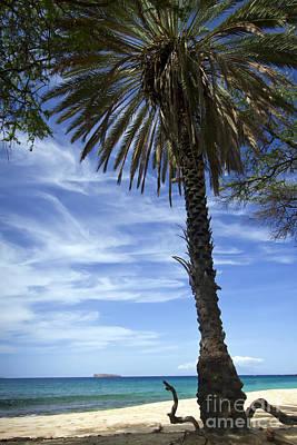 Dates Photograph - Makena Beach And Molokini by Dustin K Ryan