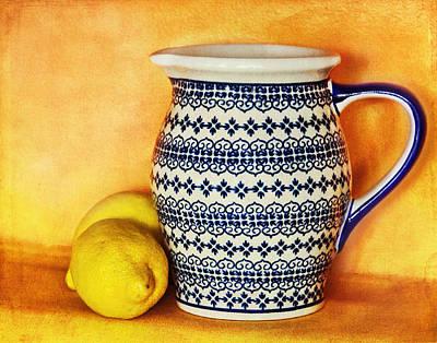 Photograph - Making Lemonade by Tammy Wetzel