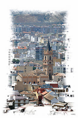 Photograph - Malaga Church by Allan Rothman