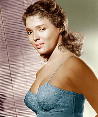 Malaga, Dorothy Dandridge, 1954 Art Print by Everett