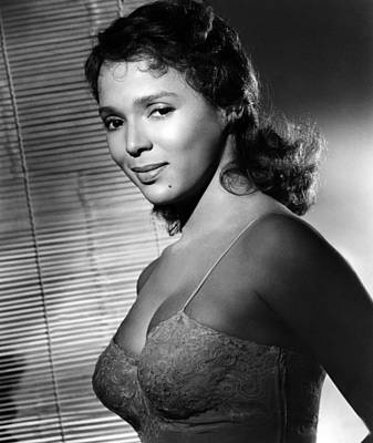 Malaga, Dorothy Dandridge, 1960 Art Print by Everett