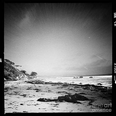 Art Print featuring the photograph Malibu Peace And Tranquility by Nina Prommer