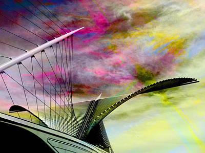 Digital Art - Mam And Paint 1 by Anita Burgermeister