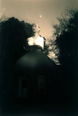 Photograph - Mammy- Full Moon by Doug Duffey