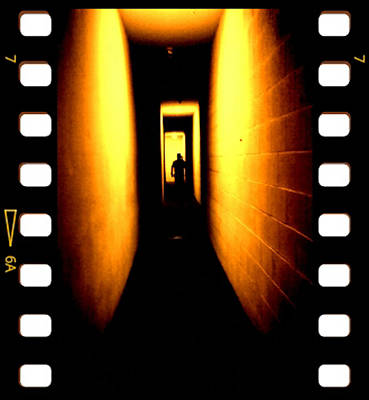 Photograph - Man In The Hall by Eleigh Koonce