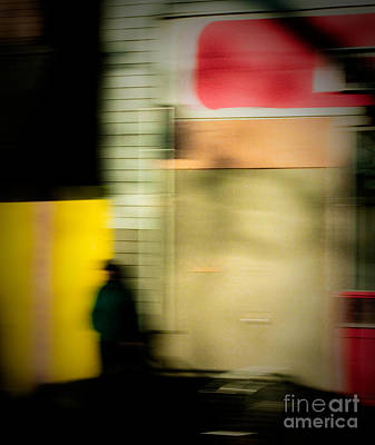Man In The Shadows Art Print by Emilio Lovisa