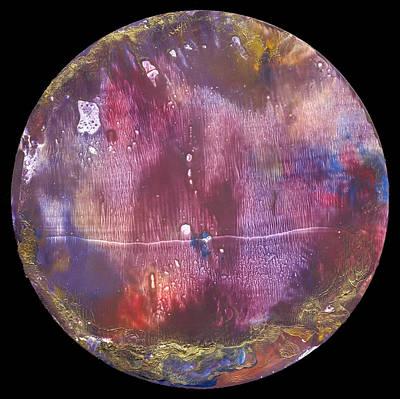 Mandala 9 Art Print by Heather Hennick