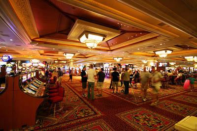 Mandalay Bay Casino Floor Original