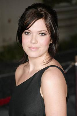 Mandy Moore Photograph - Mandy Moore At Arrivals For American by Everett