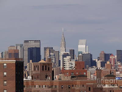 Photograph - Manhattan 4 by Padamvir Singh