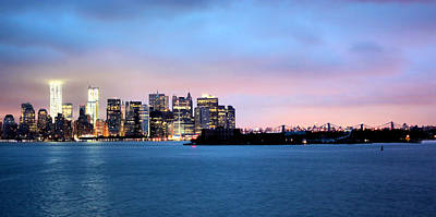 Photograph - Manhattan Dawn by Kristin Elmquist