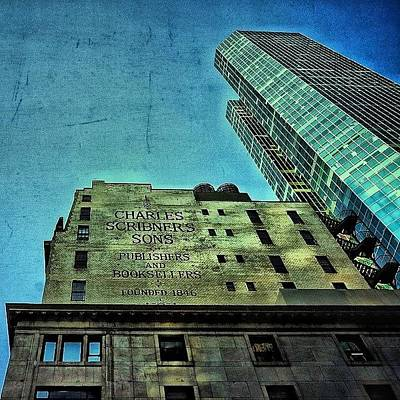 Nyc Skyline Wall Art - Photograph - Manhattan details - New York by Joel Lopez