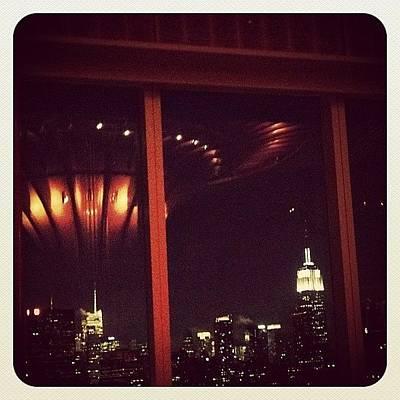 Reflection Wall Art - Photograph - Manhattan Reflection by Natasha Marco