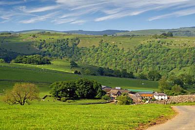 Manifold Valley - Staffordshire Art Print by Rod Jones