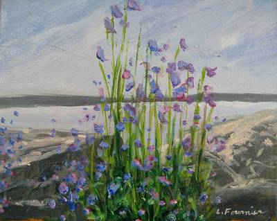 Painting - Manitoulin by Liliane Fournier