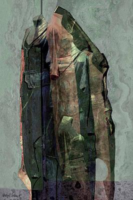 Digital Art - Mannequins by Helga Schmitt