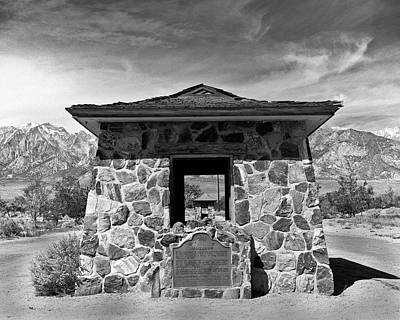Photograph - Manzanar Internment Camp by Joe  Palermo
