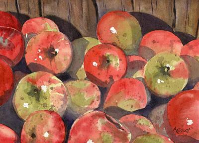 Manzanas Original by Marsha Elliott