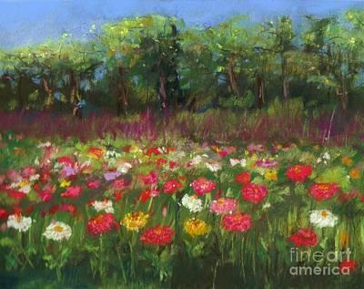 Pastel - Maple Acres by Denise Dempsey Kane