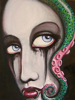 Marah Art Print by Shayne of the  Dead