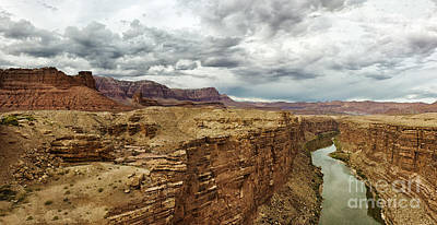 Photograph - Marble Canyon Overlook by Sandra Bronstein