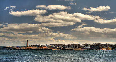 Photograph - Marblehead Lighthouse by LR Photography