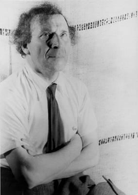 Marc Chagall 1887-1985, Painter Art Print