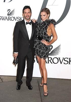 Marc Jacobs, Victoria Beckham Wearing Art Print