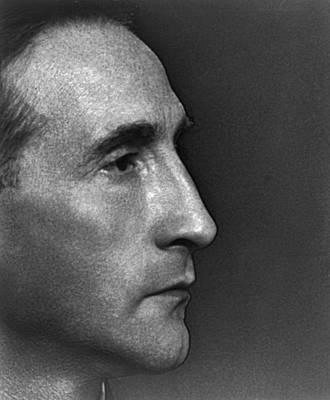 Marcel Duchamp 1890-1976 French Painter Print by Everett